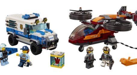 Κέρδη-ρεκόρ ανακοίνωσε για το 2020 η εταιρεία παιχνιδιών Lego