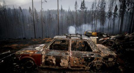 Τραυματίες και αγνοούμενοι από πυρκαγιές στην Παταγονία