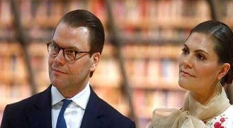 Θετική στον κορωνοϊό η διάδοχος του σουηδικού θρόνου πριγκίπισσα Βικτόρια