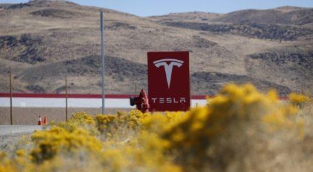 Φωτιά σε εργοστάσιο της Tesla στο Φρίμοντ
