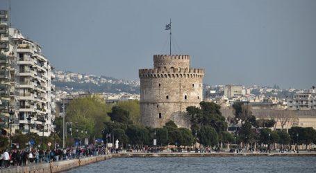 Συναγερμός για ύποπτη βαλίτσα στο κέντρο της Θεσσαλονίκης