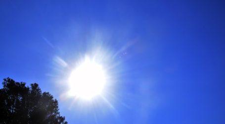 Καλός και σχετικά ζεστός ο καιρός σε ολόκληρη τη χώρα το Σάββατο