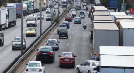 Άρση απαγορεύσεων κυκλοφορίας φορτηγών για το τριήμερο της Καθαράς Δευτέρας