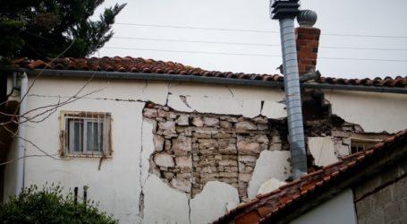 Νέες ρωγμές σε σπίτια δημιούργησε ο σεισμός των 5,2 Ρίχτερ σε Ελασσόνα και Τύρναβο