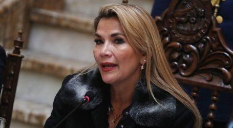 Για «τρομοκρατία» κατηγορείται η τέως πρόεδρος Ζανίν Άνιες