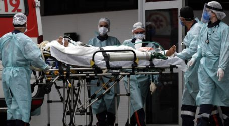 Νέο τραγικό ρεκόρ με 2.216 νεκρούς σε 24 ώρες