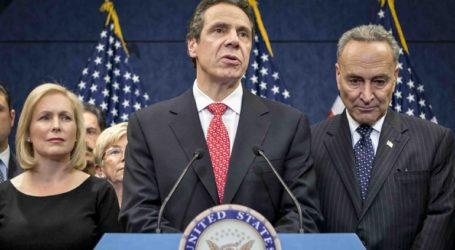 Δημοκρατικοί γερουσιαστές ζητούν την παραίτηση του κυβερνήτη της Νέας Υόρκης