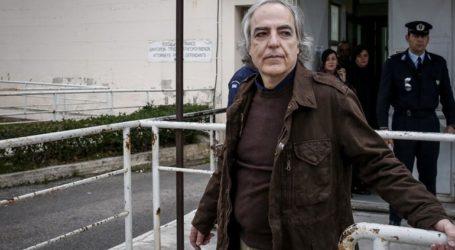 Σε σοβαρή κατάσταση νοσηλεύεται στη ΜΕΘ για 25η ημέρα ο Δημήτρης Κουφοντίνας