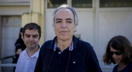 Διέκοψε την απεργία πείνας ο Δημήτρης Κουφοντίνας