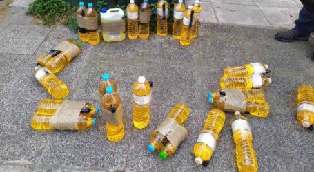 Η Αστυνομία βρήκε 17 μολότοφ κρυμμένες στην περιοχή Δασύλλιο