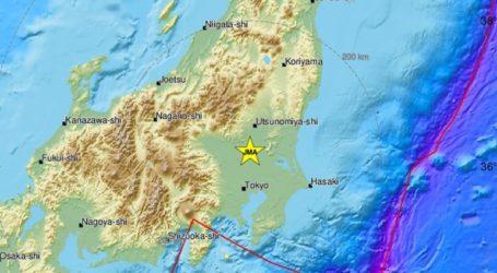 Σεισμός 5 Ρίχτερ στην Ιαπωνία