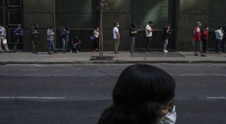 Έξαρση των κρουσμάτων κορωνοϊού στη Χιλή