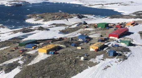 Ο εμβολιασμός για τον νέο κορωνοϊό έφθασε στην Ανταρκτική