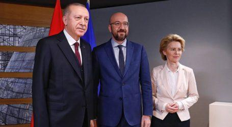 Τηλεδιάσκεψη φον Ντερ Λάιεν και Μισέλ με τον Ερντογάν