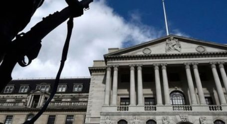 Αμετάβλητα διατήρησε τα επιτόκια και το πρόγραμμα αγοράς ομολόγων η Τράπεζα της Αγγλίας