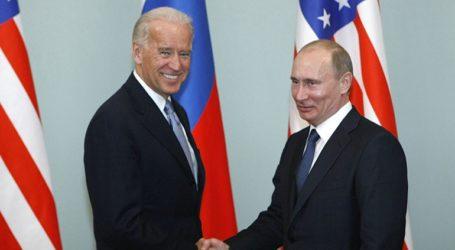Ο Πούτιν ευχήθηκε στον Μπάιντεν υγεία