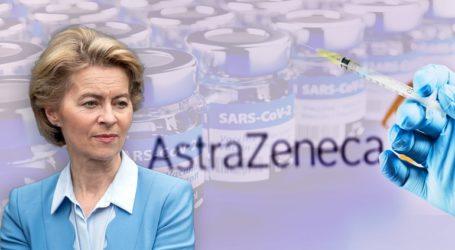 Πόλεμος χαρακωμάτων με την AstraZeneca