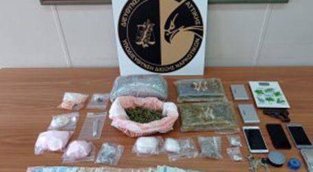 Συλλήψεις για κατοχή και διακίνηση ναρκωτικών στην Αττική