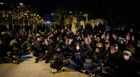 Διαδηλώσεις υπέρ του ράπερ Πάμπλο Χασέλ σε όλη την Ισπανία