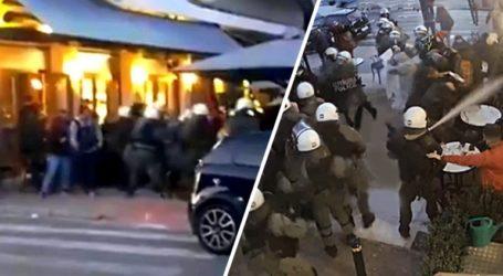 «Πόλεμος» ανακοινώσεωνΧρυσοχοΐδη-ΣΥΡΙΖΑ για την αστυνομική βία
