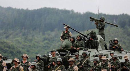 Μάχες ανάμεσα στον στρατό και μέλη ένοπλης οργάνωσης της Κολομβίας