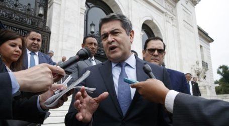Ένοχος για διακίνηση ναρκωτικών κατηγορούμενος που φέρεται να είχε συνεργό τον πρόεδρο της Ονδούρας