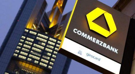 Ζημιές αναμένει για το 2021 η Commerzbank