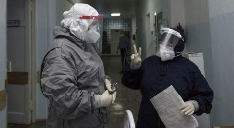 Η Ρωσία ανακοίνωσε 8.861 νέα κρούσματα Covid-19 και 401 θανάτους