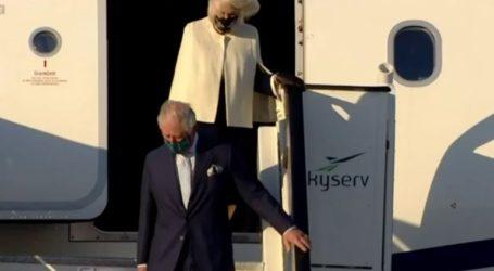 Στην Αθήνα ο πρίγκιπας της Ουαλίας και η δούκισσα της Κορνουάλης