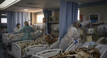 Νέο τραγικό ρεκόρ κρουσμάτων και θανάτων σε 24 ώρες