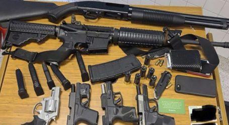 Συνελήφθη 22χρονος σε σούπερ μάρκετ με έξι πυροβόλα όπλα