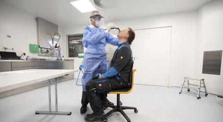 Η Ρυθμιστική Αρχή Υγείας της Βρετανίας ενέκρινε ένα τεστ 20 δευτερολέπτων για την ανίχνευση του κορωνοϊού