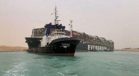 Μεγάλη αύξηση των ναύλων λόγω του αποκλεισμού της διώρυγας του Σουέζ
