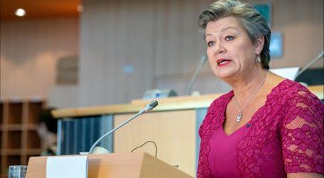 Επίσκεψη της επιτρόπου Ίλβα Γιόχανσον στην Ελλάδα