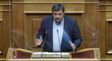 Ερώτηση 53 βουλευτών του ΣΥΡΙΖΑ για τα self tests