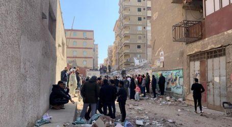 Πέντε άνθρωποι έχασαν τη ζωή τους σε κατάρρευση κτηρίου στην Αίγυπτο