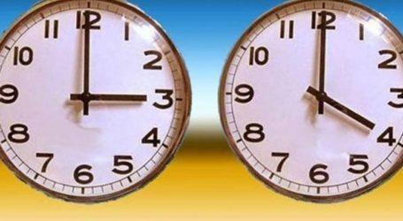 Αλλάζει η ώρα την Κυριακή 28 Μαρτίου