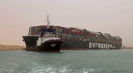 Ο πρωθυπουργός ευχαριστεί τις χώρες που προσφέρουν βοήθεια για την αποκόλληση του πλοίου
