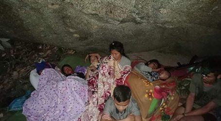 Περίπου 3.000 χωρικοί κατέφυγαν στην Ταϊλάνδη έπειτα από αεροπορικούς βομβαρδισμούς