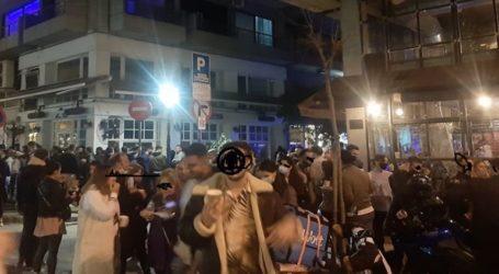 Υπαίθρια πάρτι στους δρόμους της Θεσσαλονίκης