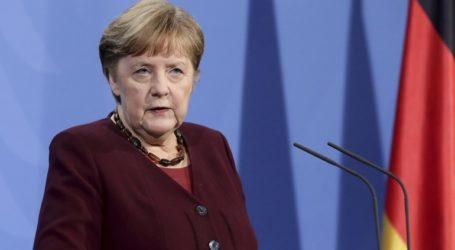 Με επιβολή αυστηρότερων μέτρων απείλησε η Μέρκελ τα κρατίδια εάν δεν εφαρμόσουν τις αποφάσεις