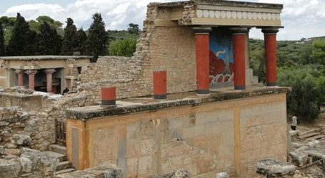 Ανοίγει ξανά ο αρχαιολογικός χώρος της Κνωσού