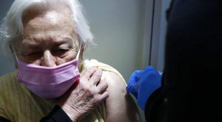 Περισσότερα από 92.000 άτομα έχουν εμβολιαστεί στην Κρήτη