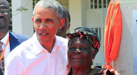 """Πέθανε η Κενυάτισσα """"γιαγιά"""" του πρώην προέδρου των ΗΠΑ, Μπαράκ Ομπάμα"""