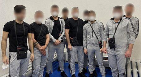 Σύλληψη εννέα ατόμων που προσπάθησαν να αναχωρήσουν από το «Ελ. Βενιζέλος» προσποιούμενοι τους αθλητές ομάδας βόλεϊ