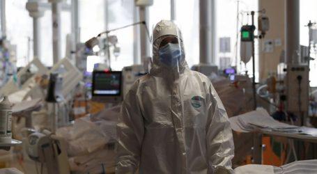 Η Ρωσία ανακοίνωσε 8.711 νέα κρούσματα κορωνοϊού και 293 θανάτους