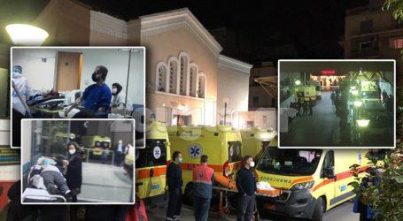 «Έμφραγμα» στο νοσοκομείο «Ευαγγελισμός» από τις εισαγωγές ασθενών με Covid