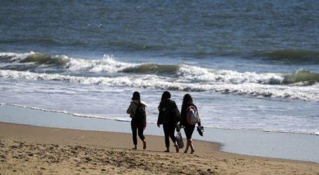 Κλείνουν οι παραλίες ενόψει του Πάσχα των Καθολικών