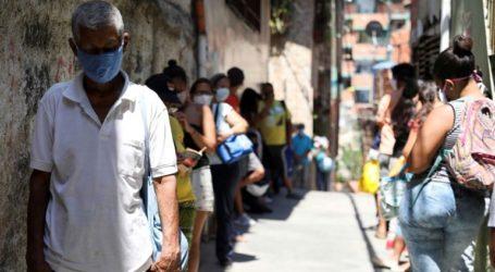Ρεκόρ μολύνσεων από τον νέο κορωνοϊό στη Βενεζουέλα