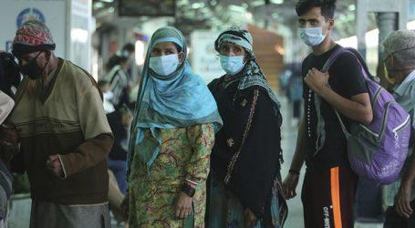 Περισσότερα από 56.000 κρούσματα κορωνοϊού καταγράφηκαν στην Ινδία το προηγούμενο 24ωρο